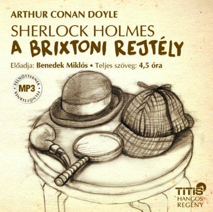 A brixtoni rejtély (MP3 CD)