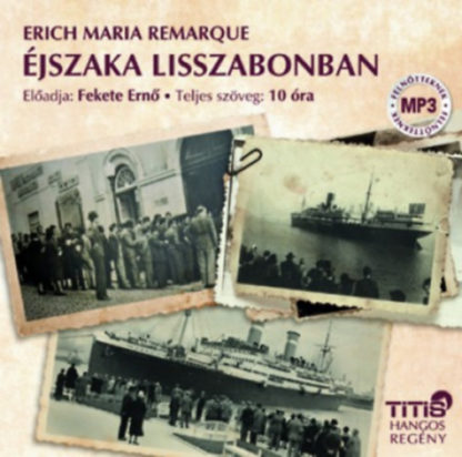 Éjszaka Lisszabonban (MP3 CD)