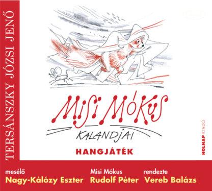 Misi Mókus kalandjai / hangjáték (MP3)-0