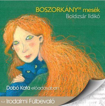 Boszorkányos mesék (Audio CD)-0