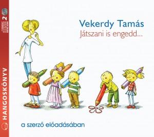 Játszani is engedd... - Vekerdy Tamás (audio CD)-0