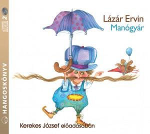 Manógyár (audio CD)-0