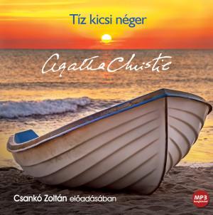 Tíz kicsi néger (MP3 CD)-0