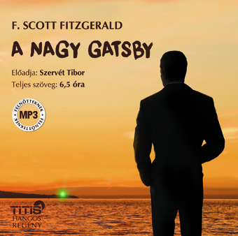A nagy Gatsby (MP3 CD)