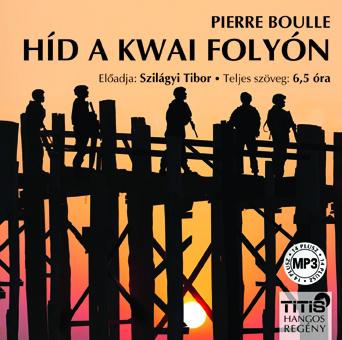 Híd a Kwai folyón (MP3 CD)