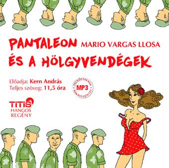 Pantaleon és a hölgyvendégek (MP3 CD)
