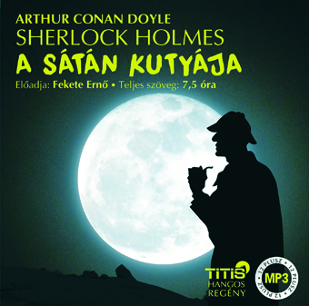 Sherlock Holmes – A sátán kutyája (MP3 CD)