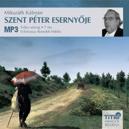 Szent Péter esernyője (MP3 CD)