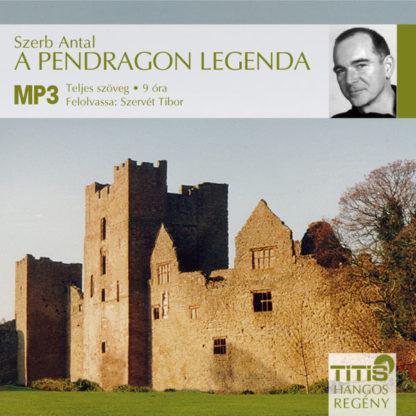 A Pendragon legenda (MP3 CD)