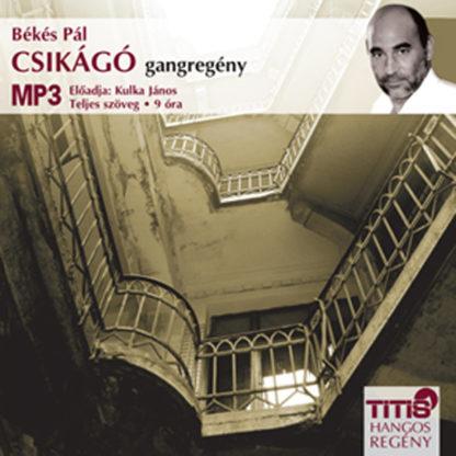 Csikágó (gangregény) (MP3 CD)