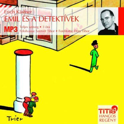Emil és a detektívek (MP3 CD)
