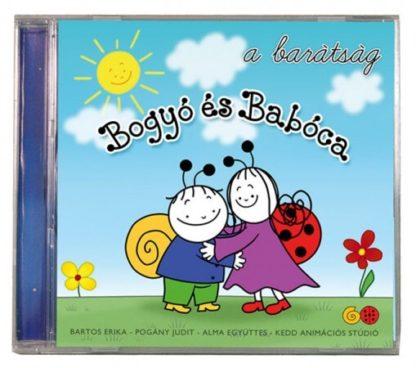 Bogyó és Babóca hangoskönyv – A barátság