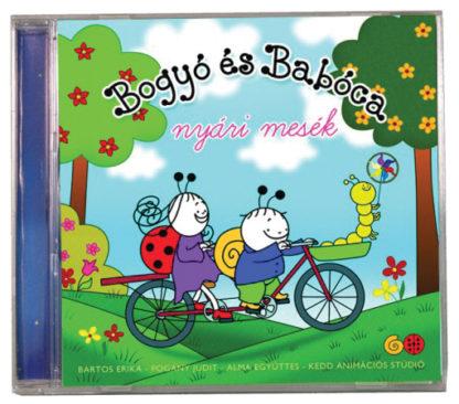 Bogyó és Babóca hangoskönyv – Nyári mesék