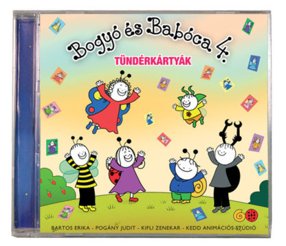 Bogyó és Babóca hangoskönyv – Tündérkártyák