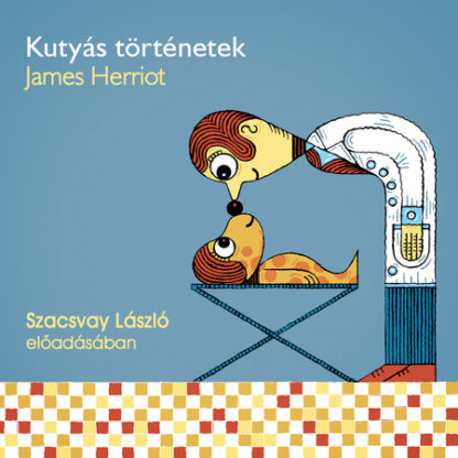 Kutyás történetek (MP3 CD)