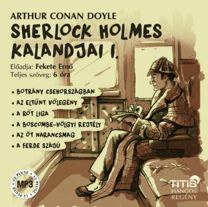 Sherlock Holmes kalandjai I.r (Letölthető)