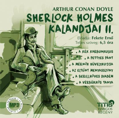 Sherlock Holmes kalandjai II. (MP3 CD)