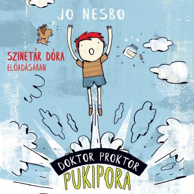 Doktor Proctor pukipora (MP3 CD)