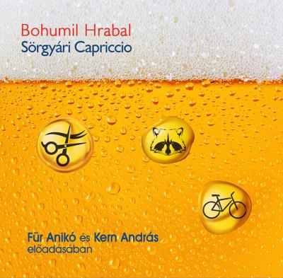 Sörgyári Capricco MP3 CD