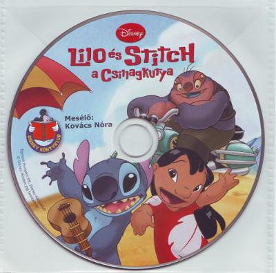 Lilo és Stitch – Walt Disney – Hangoskönyv – Hangoskönyv (audio CD)
