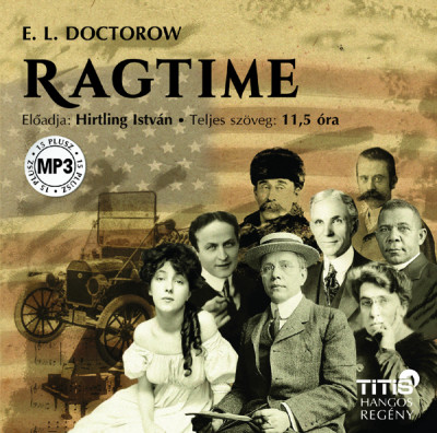 Ragtime (MP3 CD)
