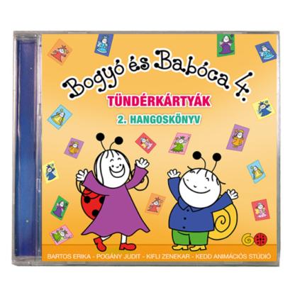 Bogyó és Babóca hangoskönyv – Tündérkártyák 2.