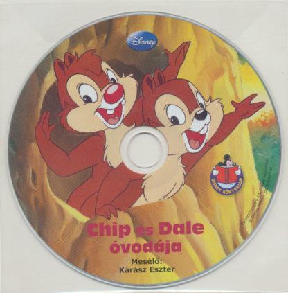 Chip és Dale óvodája – Walt Disney – Hangoskönyv (audio CD)