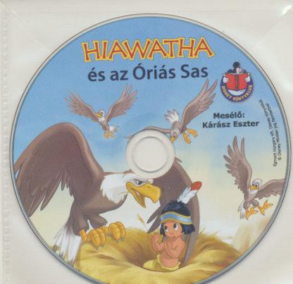 Hiawatha és az Óriás Sas – Walt Disney – Hangoskönyv (audio CD)