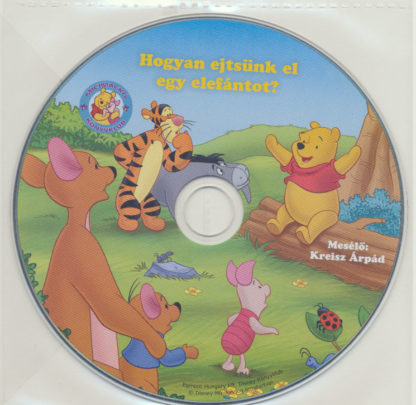 Hogyan ejtsünk el egy elefántot Hangoskönyv (audio CD)