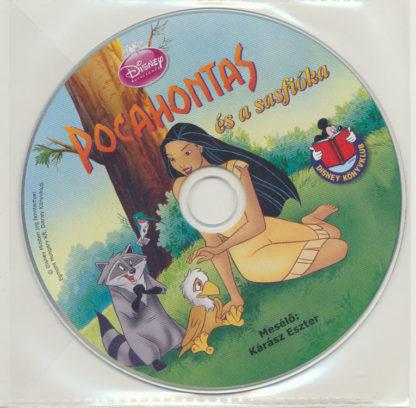 Pocahontas és a sasfióka – Walt Disney – Hangoskönyv (audio CD)