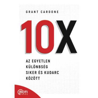 10X: Az egyetlen különbség siker és kudarc között, AZ EGYETLEN KÜLÖNBSÉG SIKER ÉS KUDARC KÖZÖTT (Letölthető) MP3