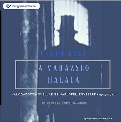 Csáth Géza a Varázsló halála napló és novellák (Letölthető)