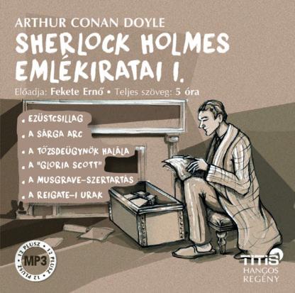 Sherlock Holmes emlékiratai I. (MP3 CD)
