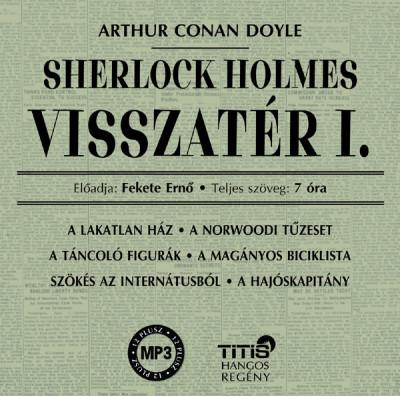Sherlock Holmes visszatér I. (audio CD)